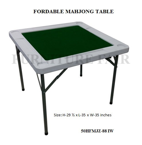 Mahjong Table 50HFMJZ-88 IW