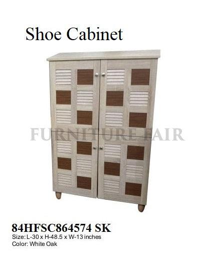 Shoe Cabinet 84HFSC864574 SK