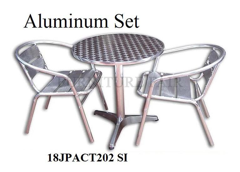 Aluminum Garden Set 18JPACT202 SI