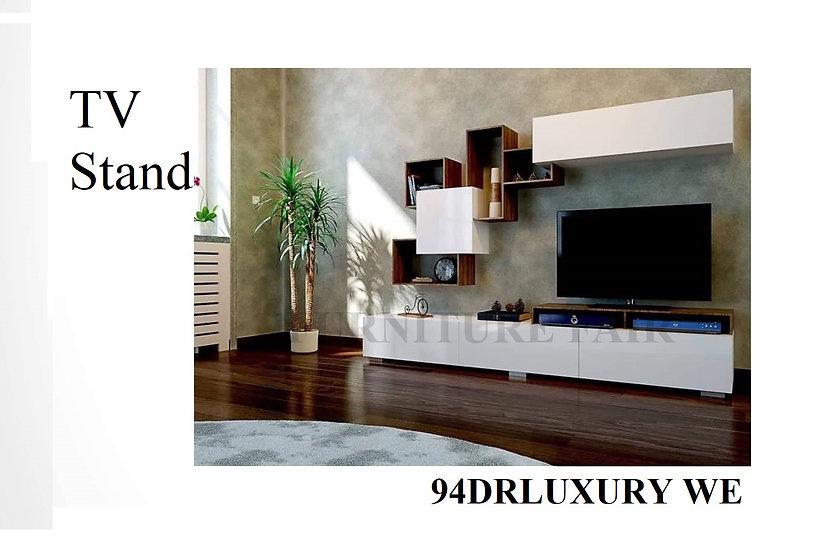 TV Stand 94DRLUXURY WE