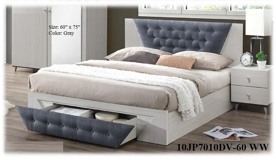 Upholstered Bedframe 10JP7010DV-60 WW