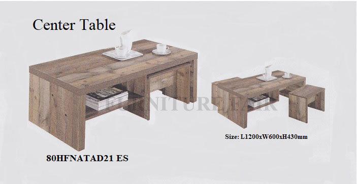 Center Table 80HFNATAD21 ES