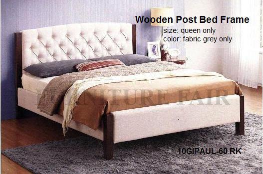 Bed Frame 10GIPAUL-60_RK