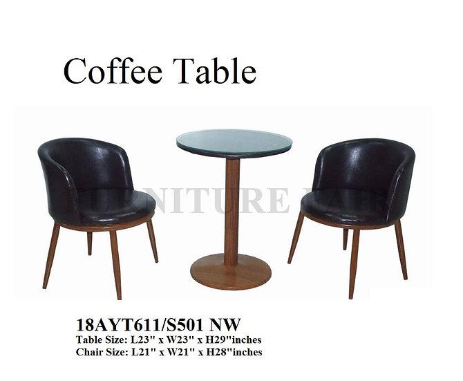 Coffee Set 18AYT611/S501 NW
