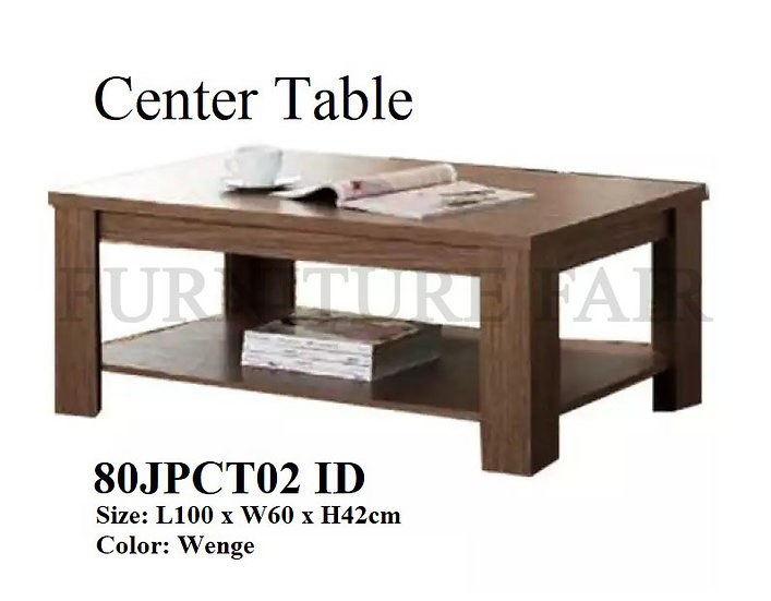 Center Table 80JPCT02 ID