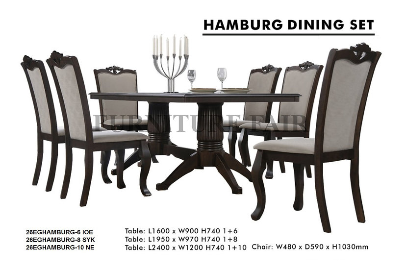 Hamburg Dining Set
