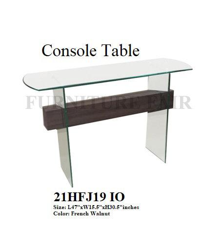 Console Table 21HFJ19 IO