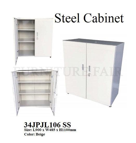 Steel Cabinet 34JPJL106 SS