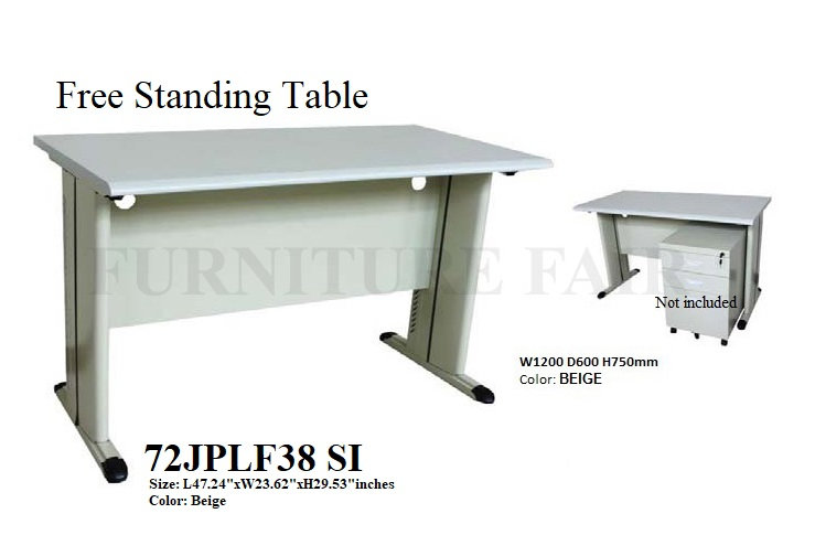 Office Table 72JPLF38 SI