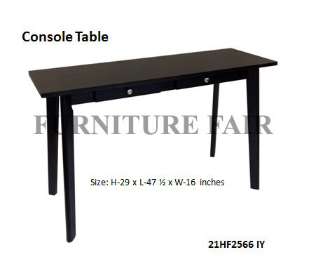 CONSOLE TABLE 21HF2566 IE