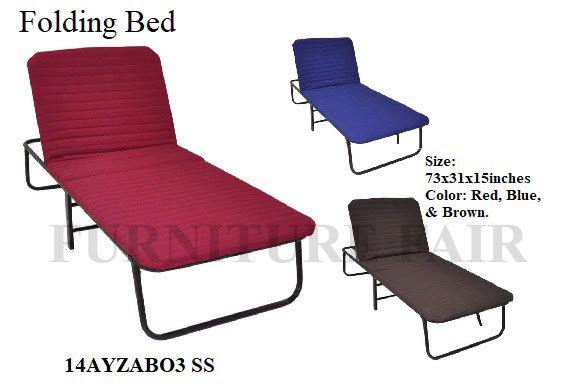 Folding Bed 14AYZAB03 SS
