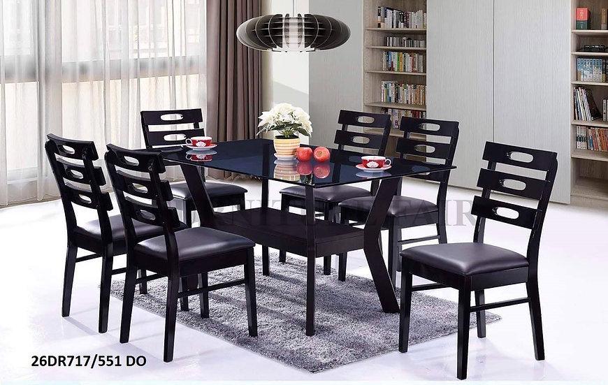 6's Dining Set 26DR717551