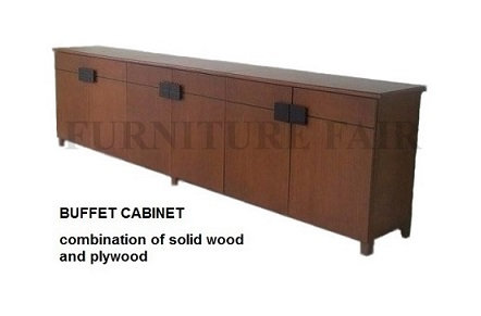 Buffet Cabinet (made-to-order)