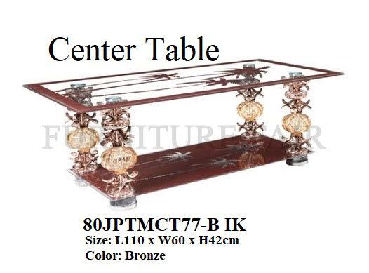 Center Table 80JPTMCT77-B IK