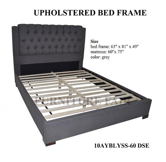 Upholstered Bed Frame 10AYBLYSS-60 DSE
