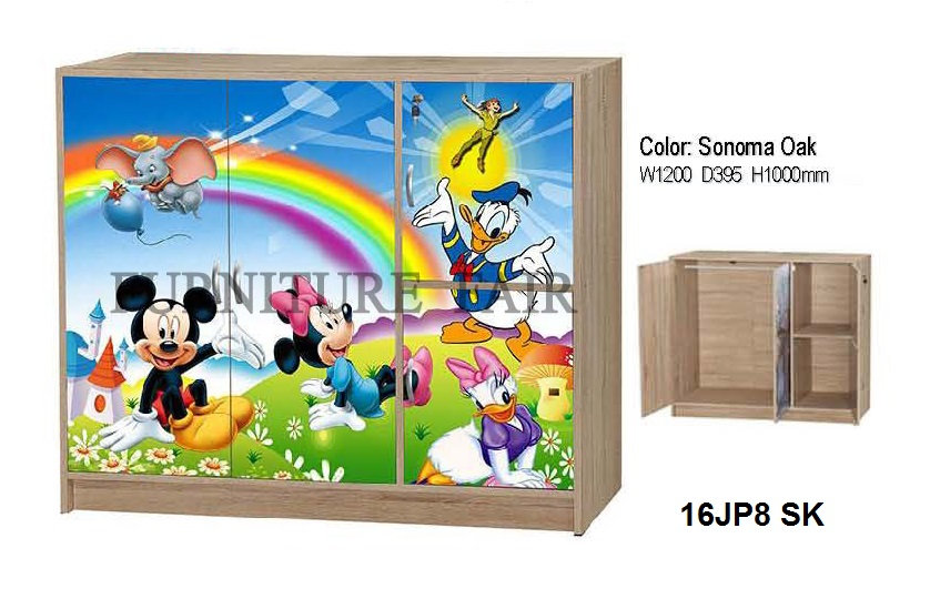 Children Cabinet 16JP8 SK