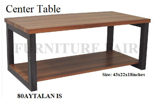 Center Table 80AYTALAN IS