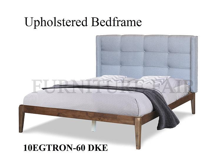 Upholstered Bedframe 10EGTRON-60 DKE