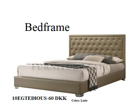 Upholstered Bedframe 10EGTEDIOUS-60 DKK