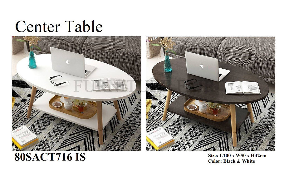 Center Table 80SACT716 IS