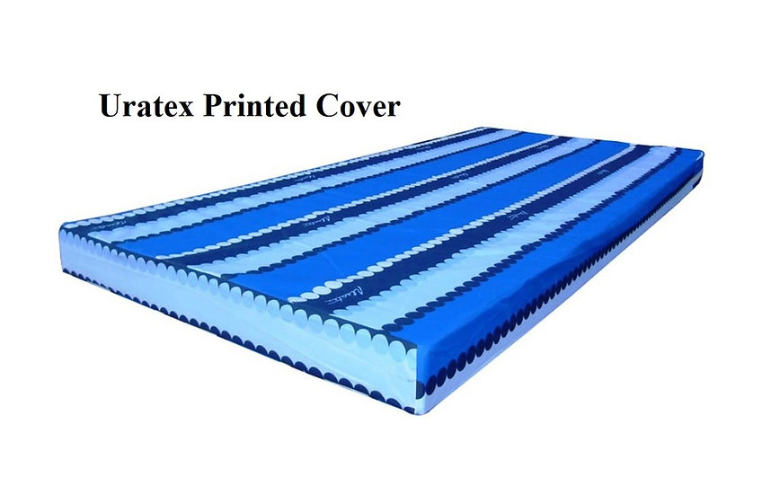Uratex Foam With Printed Cover