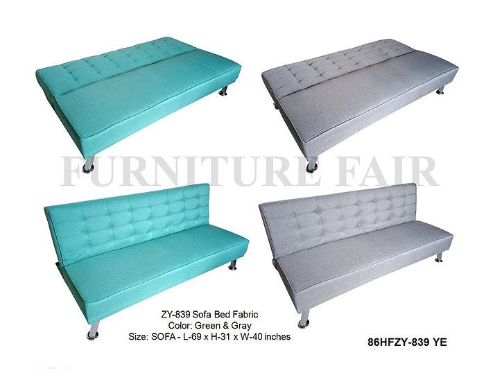 Sofa Bed 86HFZY-839 YE