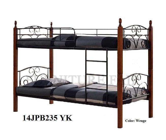 Wooden Post Double Deck 14JPB235 YK