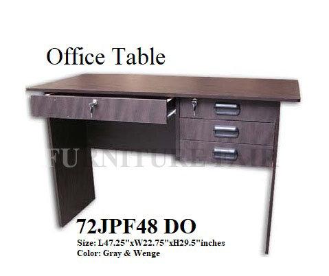 Office Table 72JPF48 DO