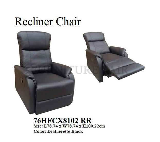 Recliner Chair 76HFCX8102 RR