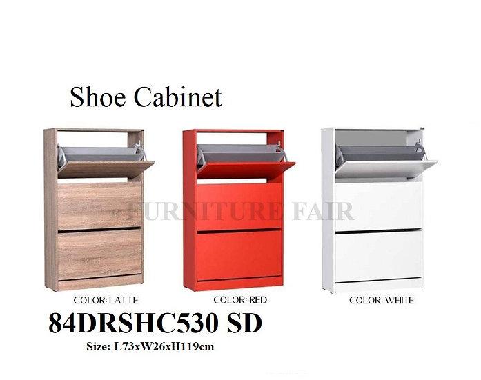 Shoe Cabinet 84DRSHC530 SD