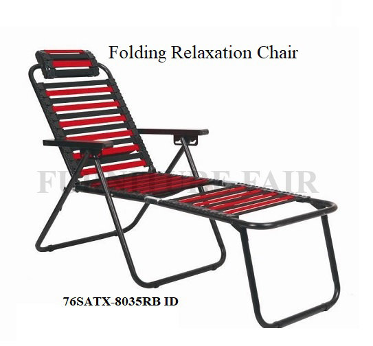 Folding Relaxation Chair 76SATX-8035RB ID