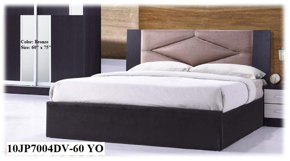 Upholstered Bed Frame 10JP7004DV YO