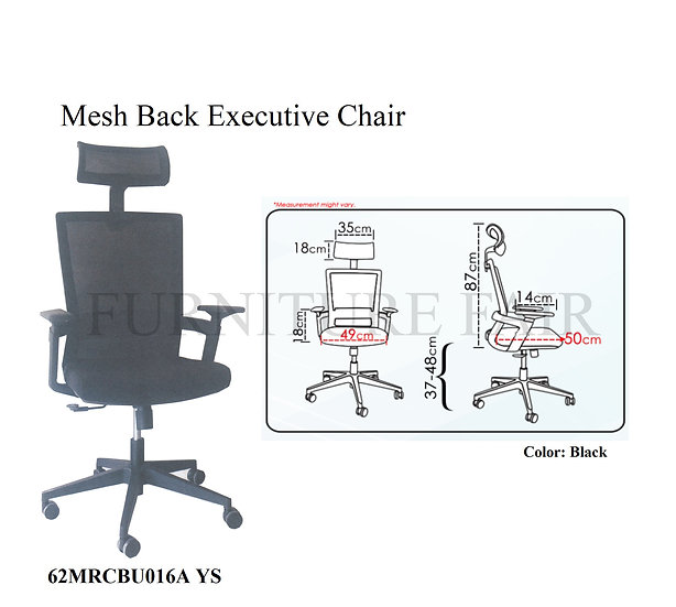 Executive Chair 62MRCBU016A YS