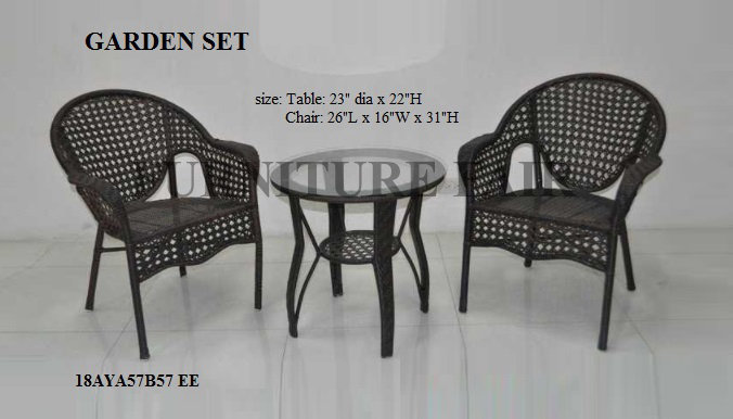 Garden Set 18AYA57B57 YD