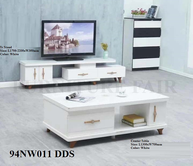 TV Stand & Center Table 94NW011 DDS