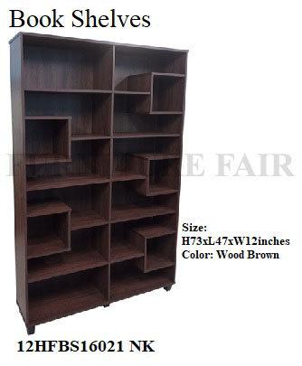 Book Shelves 12HFBS16021 NK