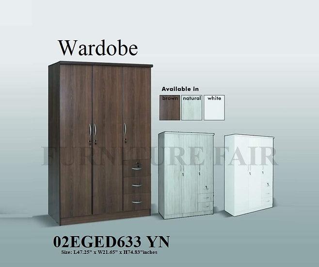 Wardrobe 02EGED633 YE