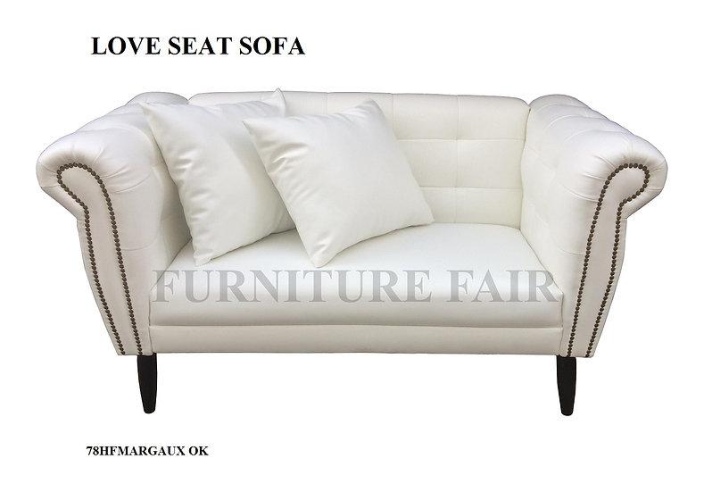 78HFMARGAUX OK Loveseat Sofa