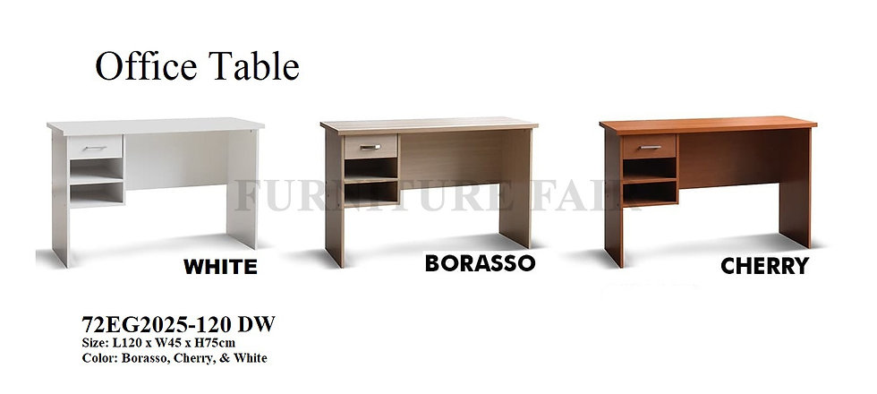 Office Table 72EG2025-120 DW