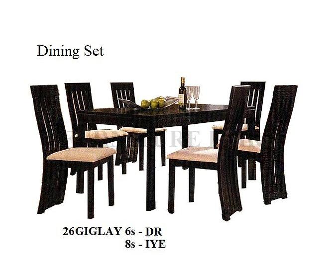 Dining Set 26GIGLAY