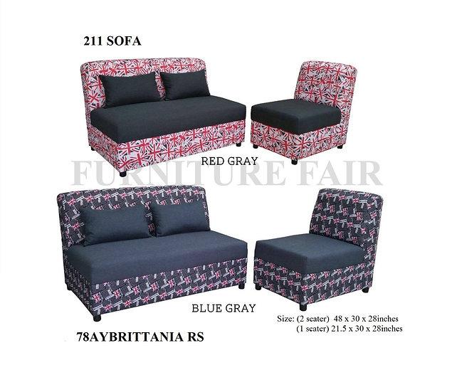 Sala Set 78AYBRITANIA RS