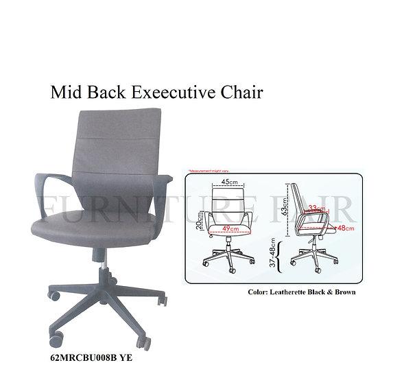 Executive Chair 62MRCBU008B YE