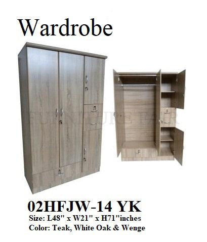 Wardrobe 02HFJW-14 YK