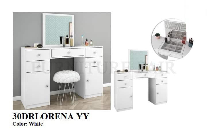 Dresser Table 30DRLORENA YY