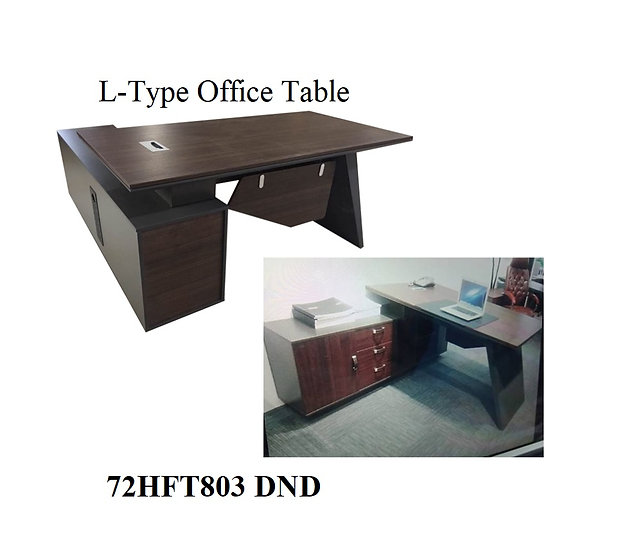 L_Type Office Table 72HFT803 DND