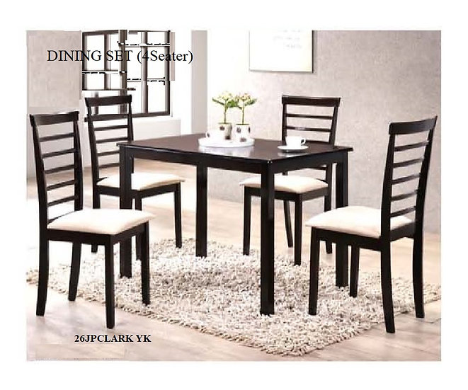 Dining Set 10JPCLARK YK