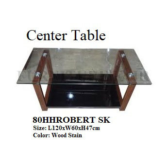 Center Table 80HHROBERT SK