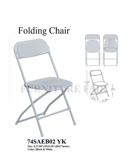 Folding Chair 74SAEB02 YK