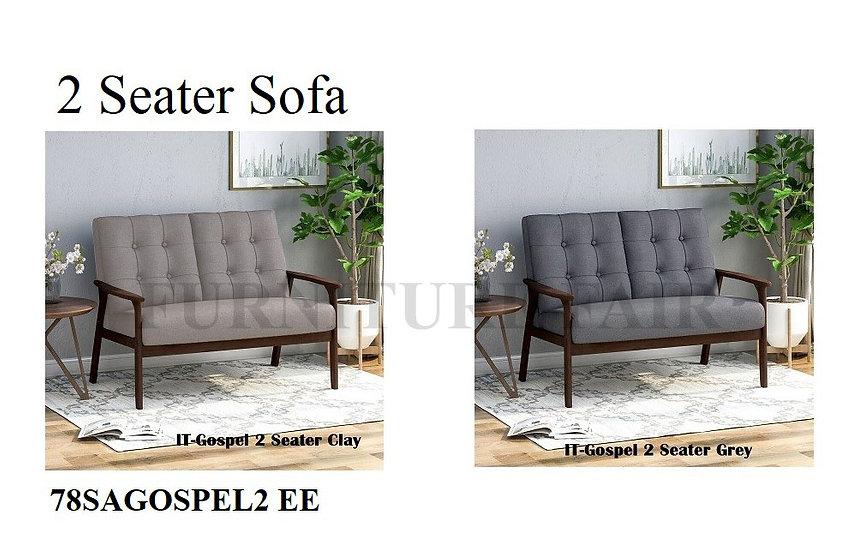 2Seater Sofa78SAGOSPEL2 EE