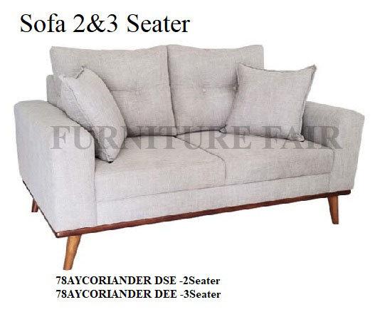 Sofa Set 78AYCORIANDER DSE